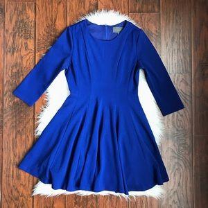 Anthropologie Sunday in Brooklyn Blue Dress